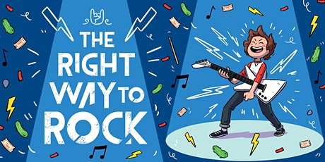 'The Right Way To Rock' SYDNEY Book Launch tickets