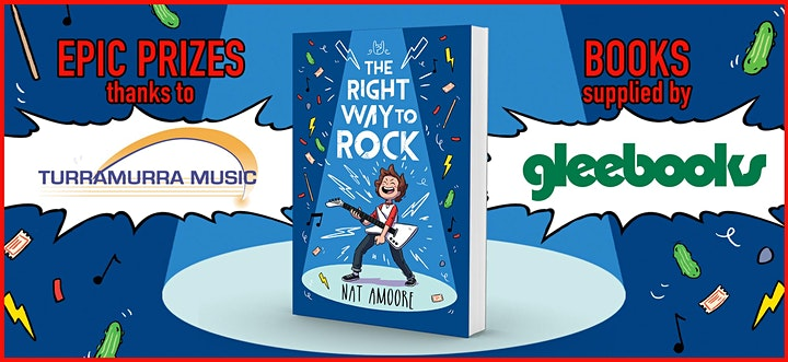 'The Right Way To Rock' SYDNEY Book Launch image