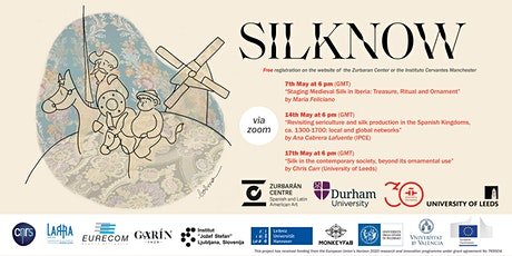 Silk in contemporary society, beyond its ornamental use tickets