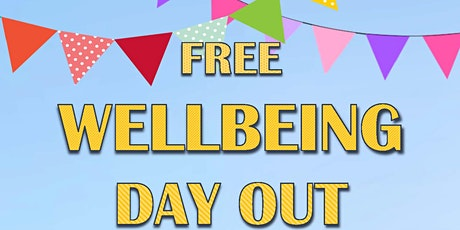 Wellbeing Day Out: Introduction to Self-Defence with John Brotchie tickets