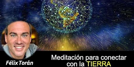 Meditación para conectar con la Tierra (Zoom) entradas