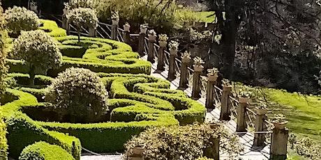 Storie nuove in giardino: visita guidata al parco storico della Villa tickets
