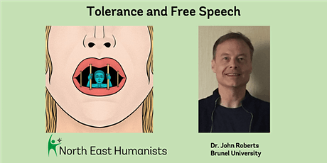 Tolerance and Free Speech tickets