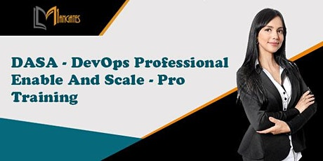 DASA–DevOps Professional Enable & Scale - Pro Training in Oklahoma City, OK tickets