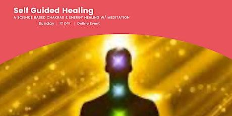 Chakra & Energy Healing Masterclass tickets