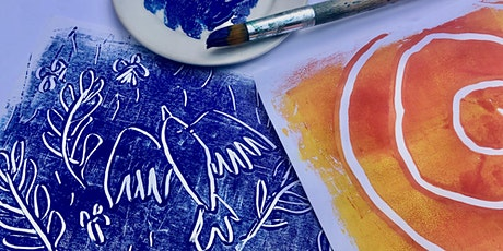 Printmaking At Home for Adults tickets