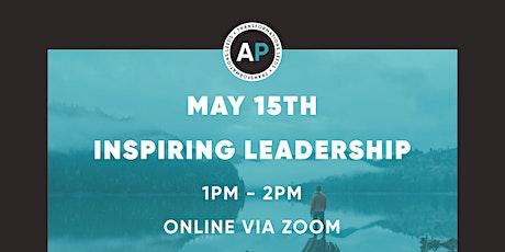 Inspiring Leadership: Learn How To Lead Like Jesus tickets