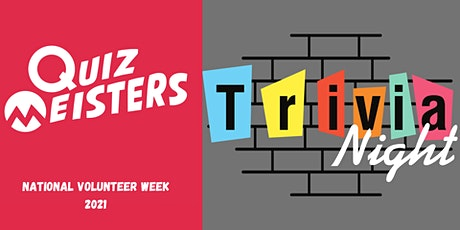 Quiz Meister - National Volunteer Week Celebration tickets