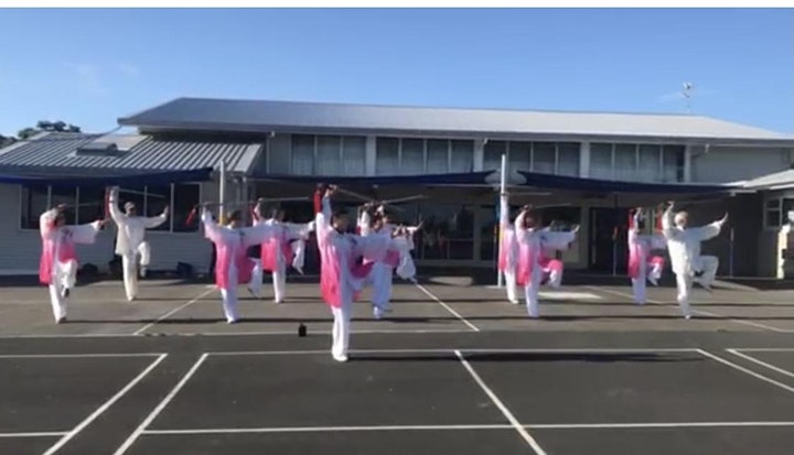 Wellbeing Day Out: Introduction to Tai Chi with Allie Wang image