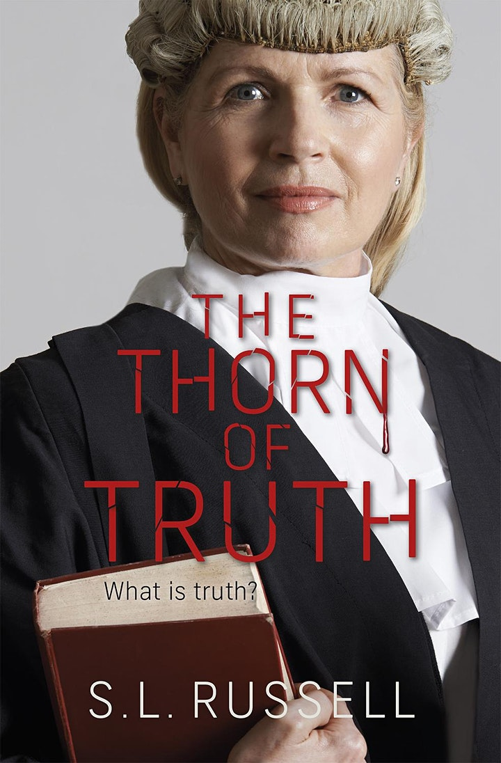 The Thorn of Truth Book Launch image