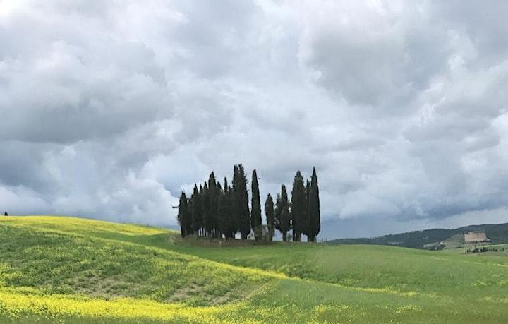 Anna visits Tuscany - History & Landscape image