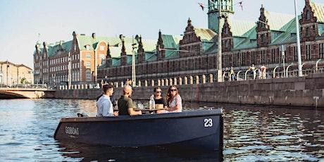 Go Boat followed by Street Food & Drinks at Refshaleøen tickets