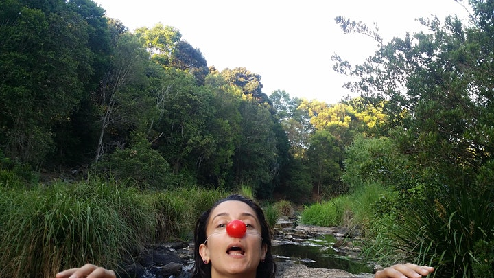 Playing in Nature Workshop: When clowning and nature meet image