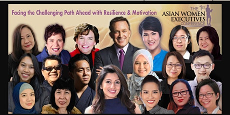 The 1st Virtual LIVE Asian Women Executives Conference tickets