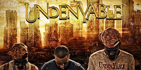 UndenYable #LLCO Album Release Event tickets