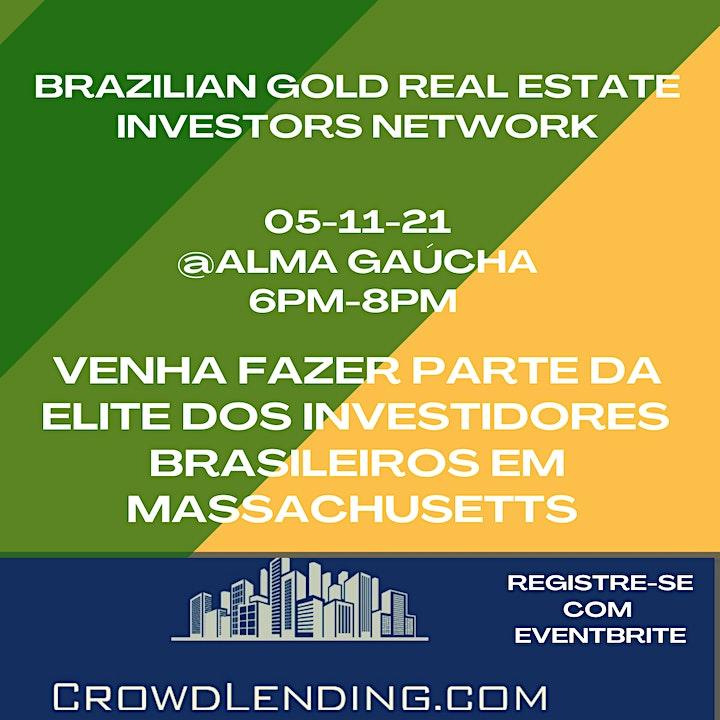 Imagem do evento Brazilian Gold Real Estate Investors