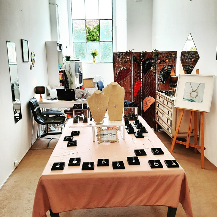 imagem Personalised Jewellery Making Workshop - LX Factory  - English ou Francais