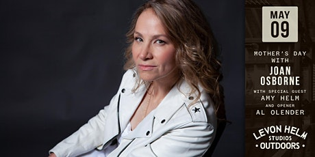 Mother's Day with Joan Osborne (and special guest Amy Helm) tickets
