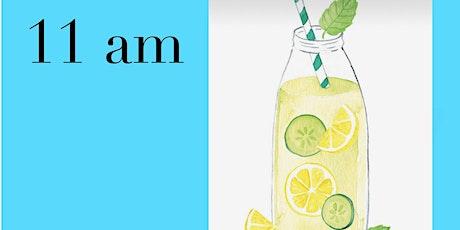 Lemonade tickets