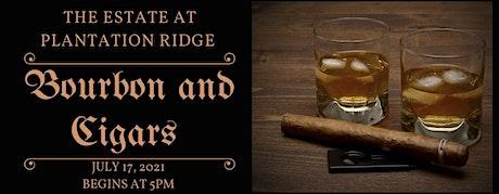Bourbon & Cigars on The Waterfront Deck, Plantation Ridge tickets