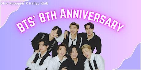 BTS 8th Anniversary  Event tickets