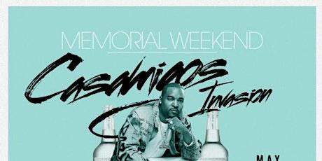 Casamisgos Invasion Memorial Day Weekend tickets