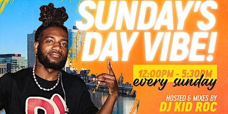 Sunday Day Vibe tickets