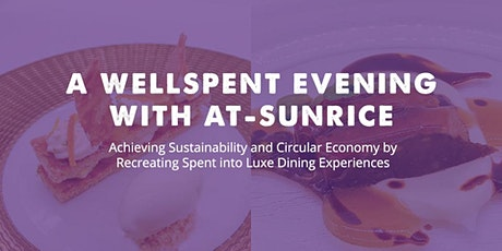 WellSpent Evening: Experience a Food Sustainable Future tickets
