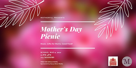 Mother's Day Picnic tickets