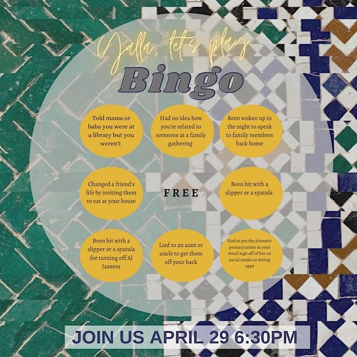 Yalla Let's Play Bingo! image