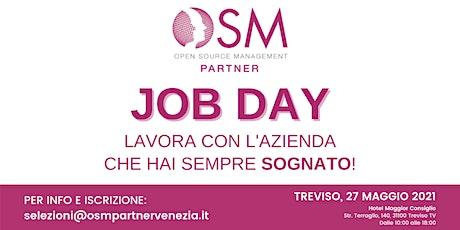 JOB DAY OSM - Lavora con l'azienda che hai sempre sognato! biglietti