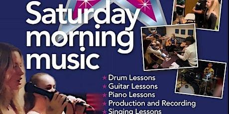 Saturday Stars Free Taster Session tickets