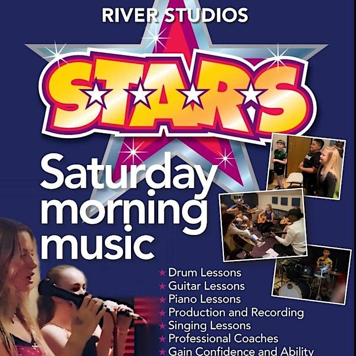 Saturday Stars Free Taster Session image