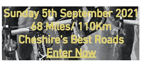 Cheshire Sportive 2021 tickets