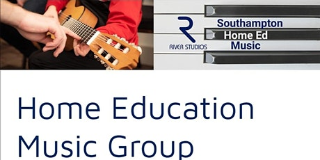 Home education music sessions Free Taster session tickets