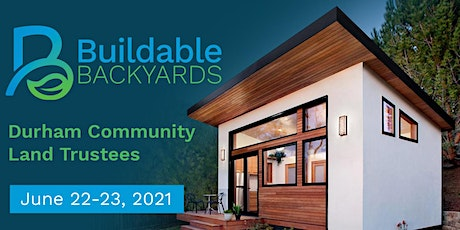 Buildable Backyards Real Estate Summit tickets