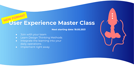User Centricity Masterclass tickets