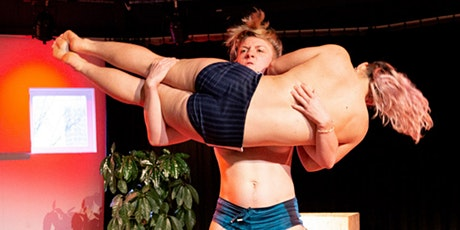Nocturnal Queer Bodybuilding (Simon(e) van Saarloos, Rahel Crawford Barra) tickets