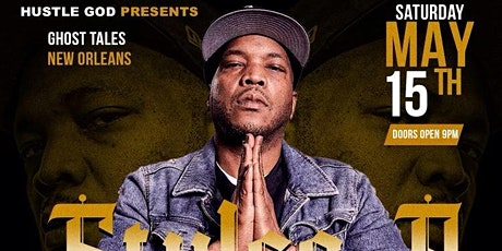 New Orleans Ghost Tails ft Styles P tickets