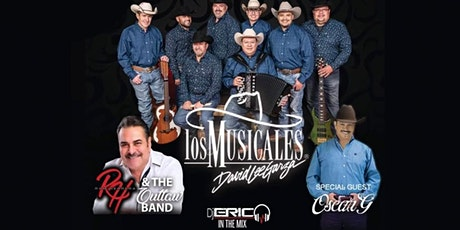 Los Musicales @ RISE Rooftop - Saturday May 8th tickets