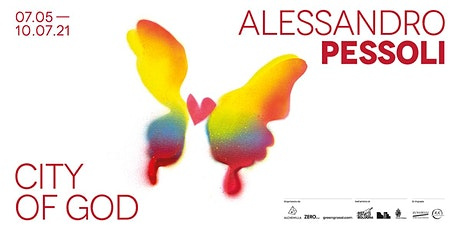 CITY OF GOD| Alessandro Pessoli biglietti
