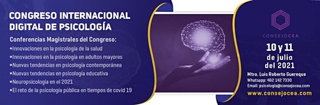 CONGRESO INTERNACIONAL DIGITAL DE PSICOLOGIA ingressos