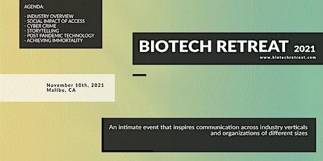 Biotech Retreat 2021 tickets
