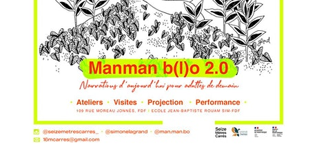 Manman B(l)o 2.0 | Ateliers création de comptines | Payant sur réservation billets