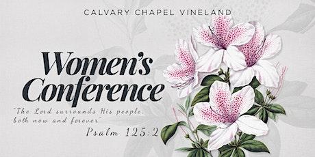2021 Calvary Chapel Vineland Women's Conference tickets