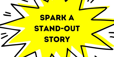 Spark a Stand-Out Story: An Interactive Online College Essay Workshop tickets