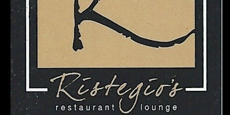 Live Vinyl Summer Party at Ristegio's tickets