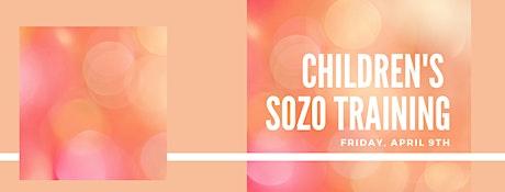 Children's Sozo Training Wylie, TX tickets