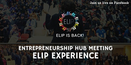 ELIP EXPERIENCE tickets