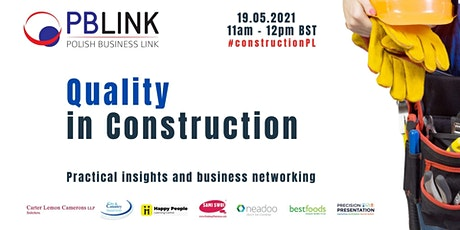 PBLINK Insights on Quality in Construction tickets